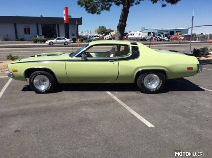 Plymouth Satellite Sebring Plus –