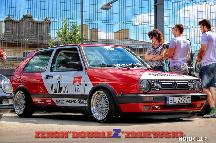 Golf MK2 Marlboro By Koral Vol 2 –