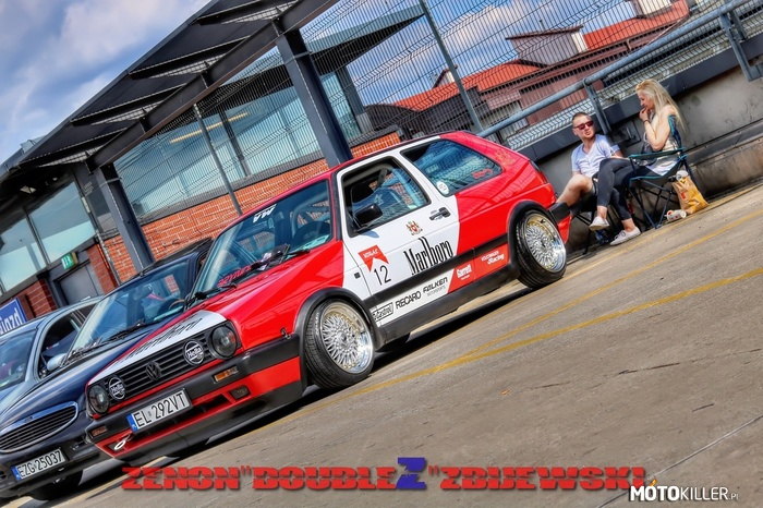 Golf MK2 Marlboro By Koral Vol .1 –