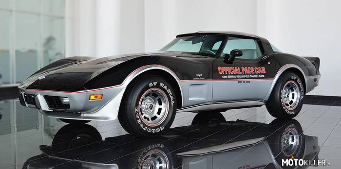 Chevrolet Corvette Pace Car –