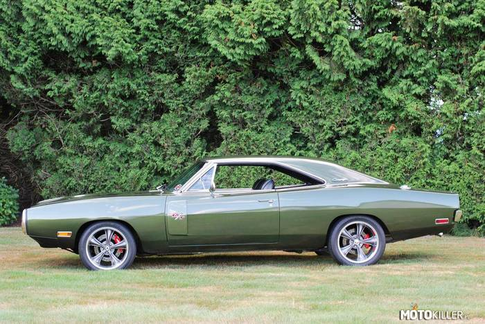 Dodge Charger R/T –