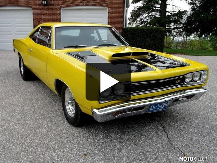 Dodge Super Bee 426 Hemi –