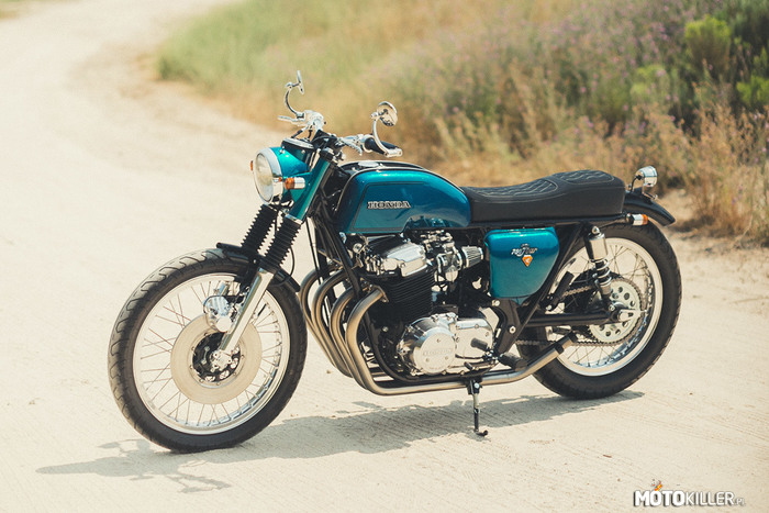 "Honda CB750 Four ""Sweet Jane"" –"