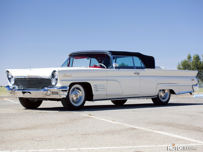 Lincoln Continental Mark-V Convertible 1960 –