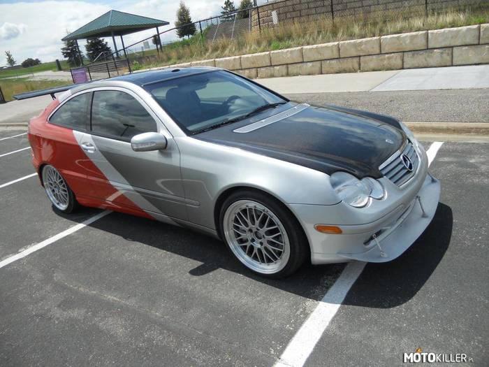 Mercedes benz c320 mclaren racing car for Mercedes benz service b3