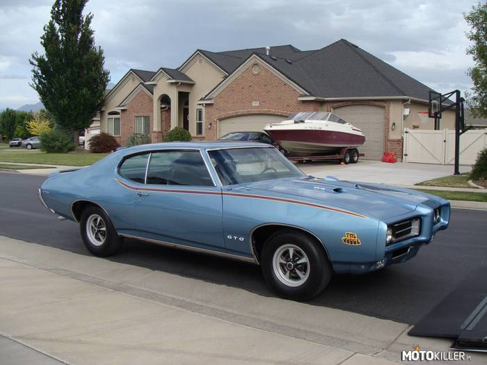 Pontiac GTO Judge –