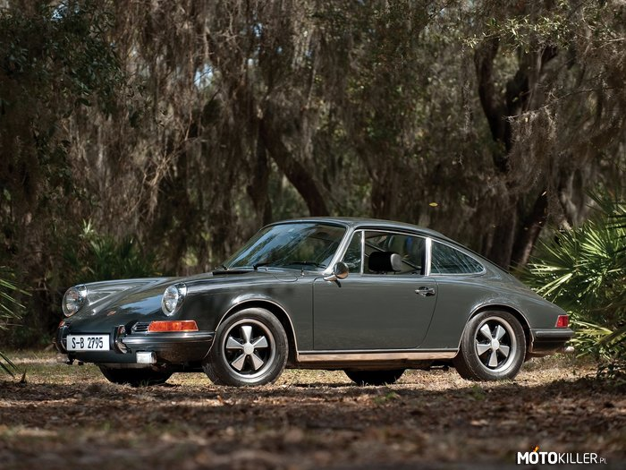 Porsche 911 S Coupe US-spec (911) 1970 –