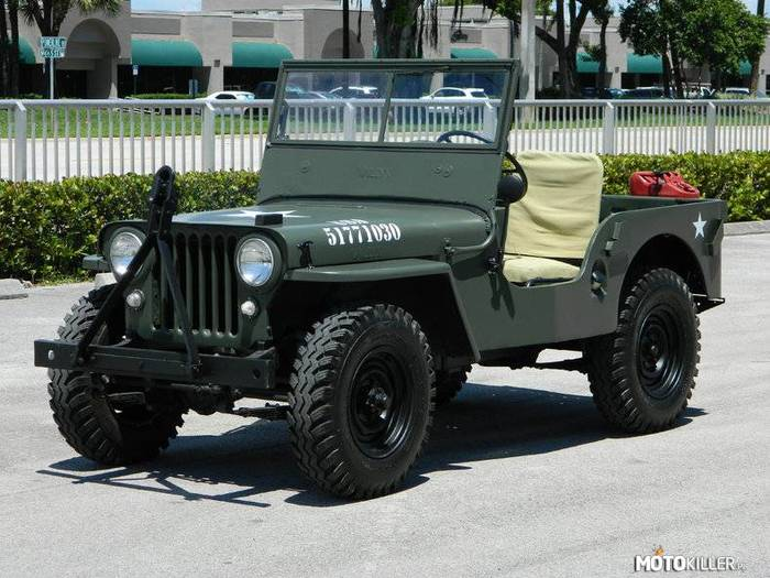 Willys CJ –
