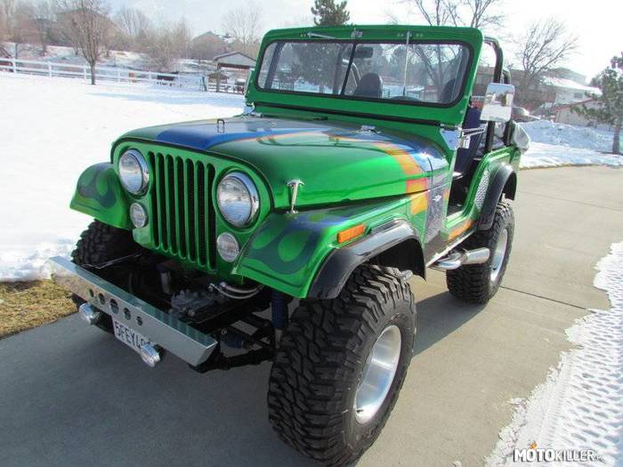 Willys Jeep –