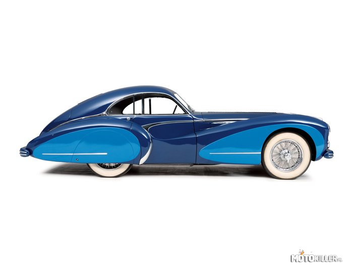 Talbot Lago T26 G-S Coupe 1948 –