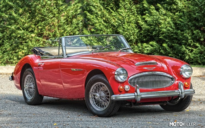 Austin Healey 3000 MkIII BJ8 Phase II 1964 –