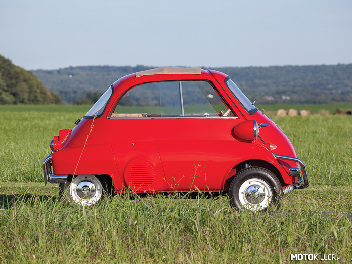 BMW Isetta 300 US-spec 1957 –