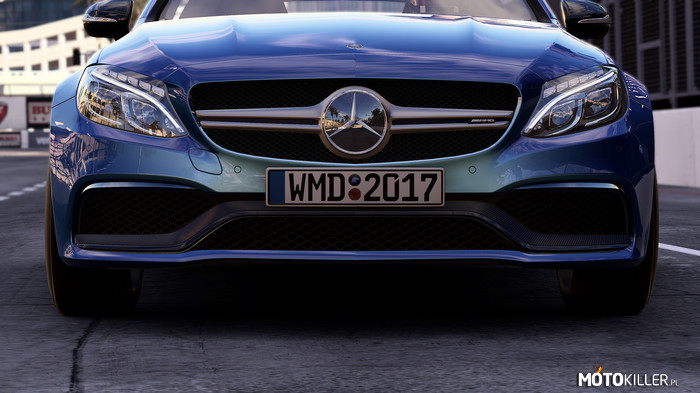 AMG – Render z gry Project Cars 2
