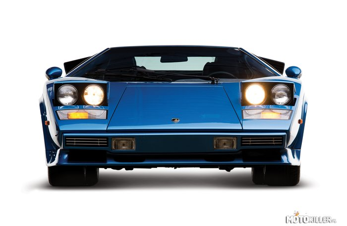 Lamborghini Countach LP400 S US-spec 1979 –