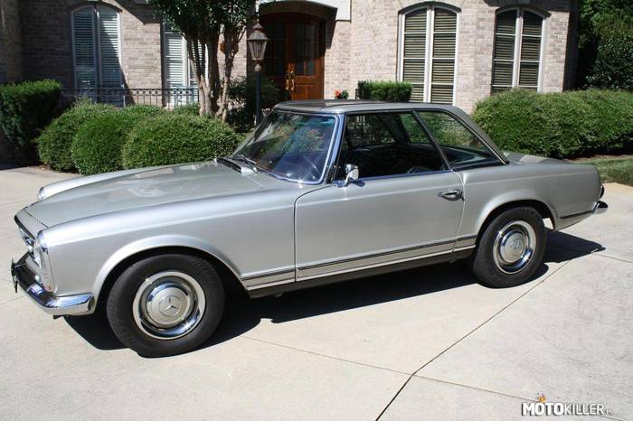 Mercedes-Benz 230SL –