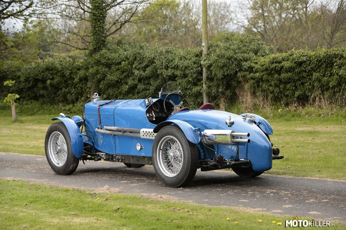 MG Magnette Special 1934 –