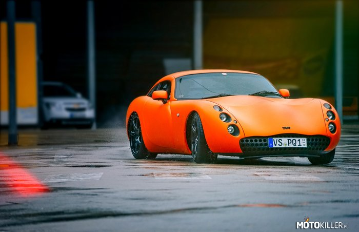 TVR Tuscan S 2002 –