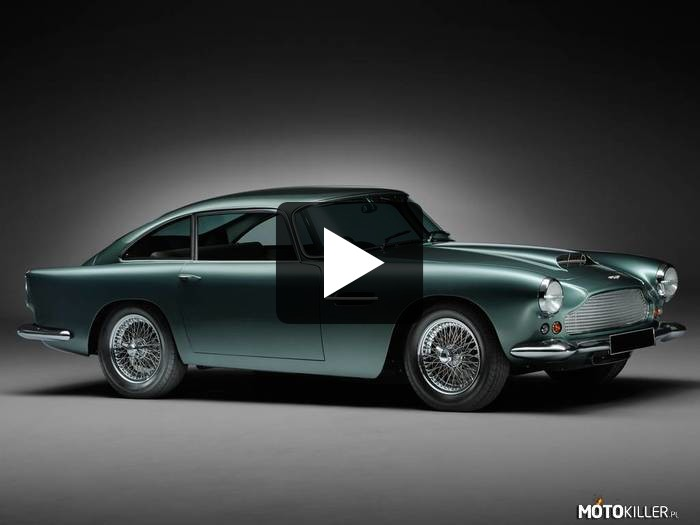 Aston Martin DB4 Series 3 –