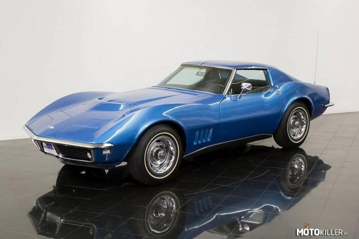 Chevrolet Corvette T-Top –