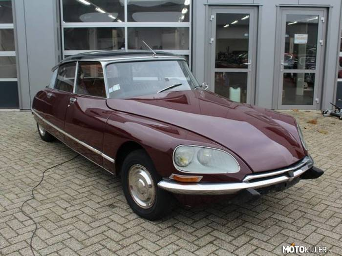 Citroen DS21 Pallas –