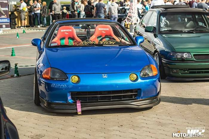 Honda CRX Del Sol Luckymotion –