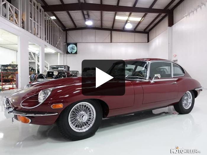 Jaguar E-Type Series II 4.2L –