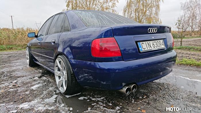 Audi A4 B5 28 Quattro