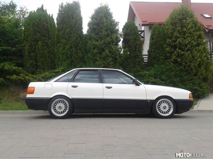 Audi 80 b3 bbs for Mercedes benz service b3