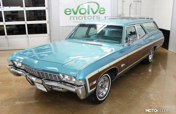 Chevrolet Caprice Estate Wagon –
