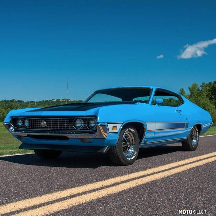 Ford Torino GT Fastback –