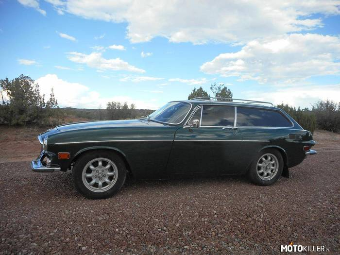 Volvo 1800ES Shooting Brake –