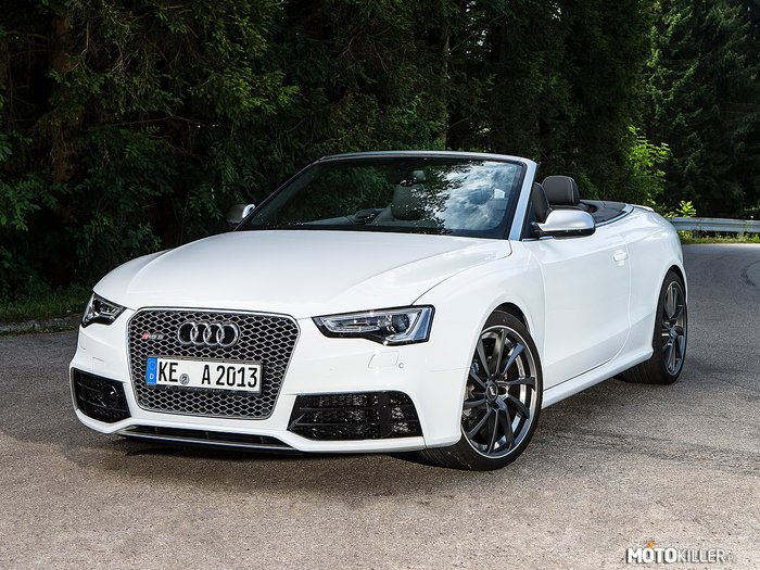 Audi ABT RS5 Cabriolet 2015 –