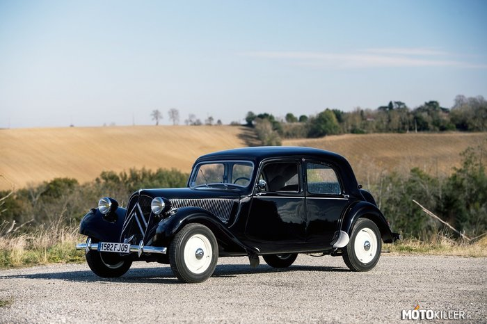 Citroen Traction Avant 11CV 1952 –