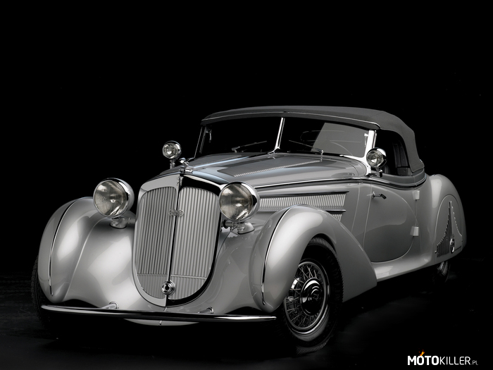 Horch 853 Special Roadster by Erdmann and Rossi 1938 –