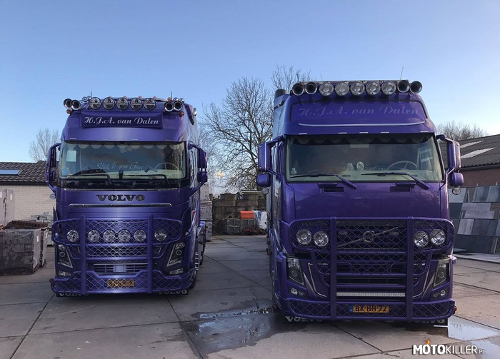 Volvo Fh NEW & OLD –