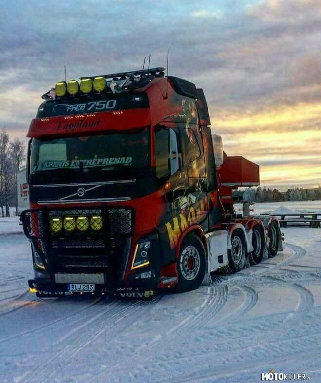 Volvo Fh –