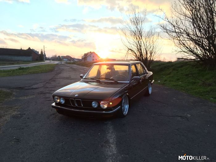 BMW - E28 Keep It Classy – Inst@: matthevee