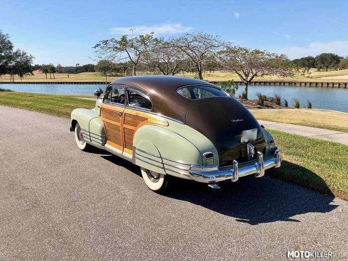 Chevrolet Fleetline Aero –