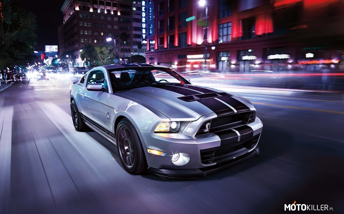 Shelby GT500 –