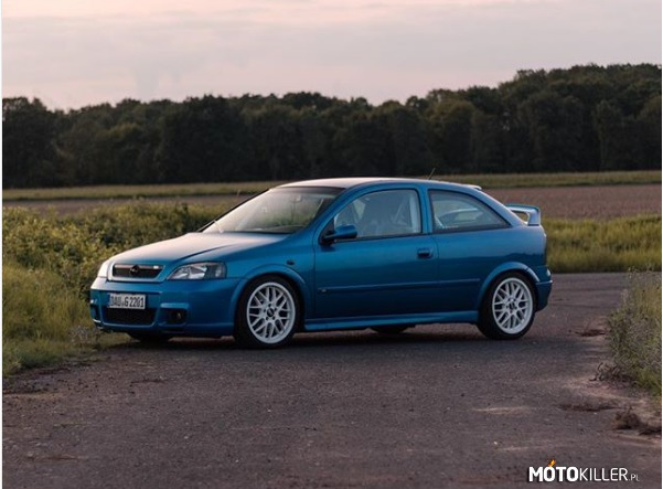 Astra G Opc –