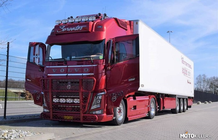 Volvo 750 Fh –