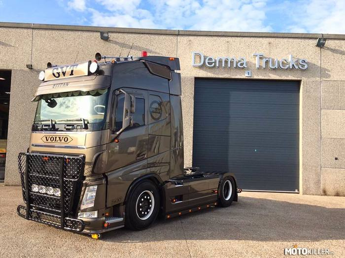 Volvo Fh 500 –