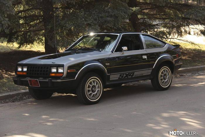 AMC Eagle SX/4 –