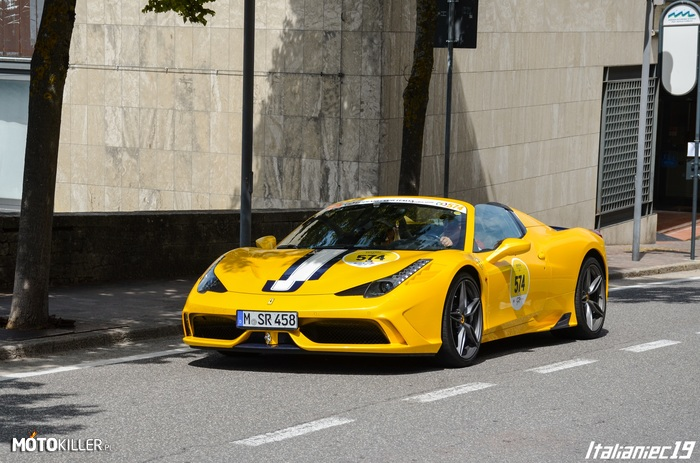 458 Speciale A –
