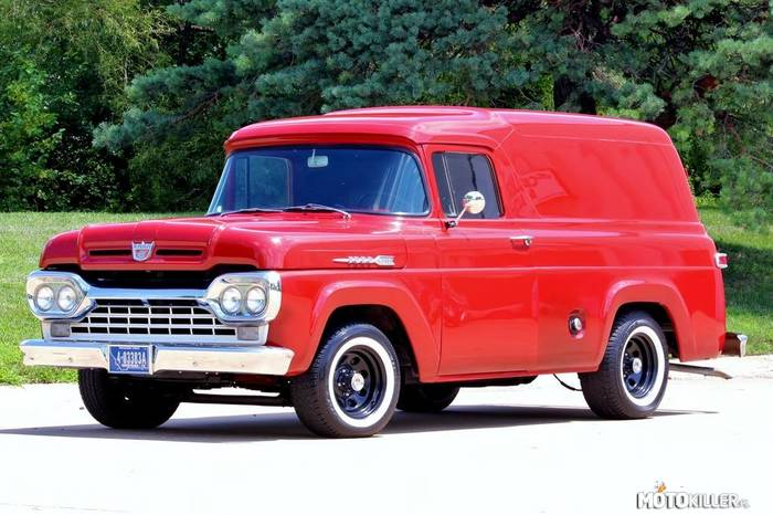 Ford Panel Truck –
