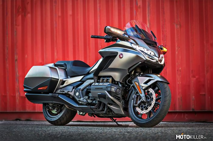 Nowa Honda Goldwing –
