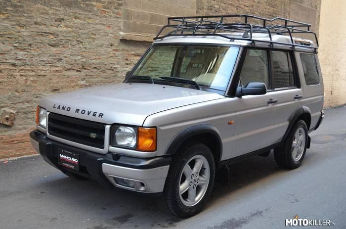 Land Rover Discovery Series II –