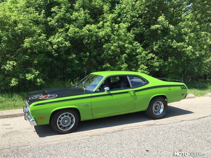 Plymouth Duster 340 –
