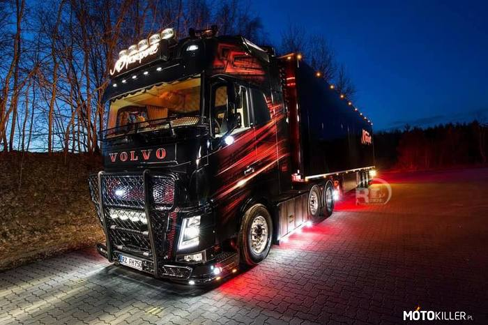 Volvo Fh 750 –