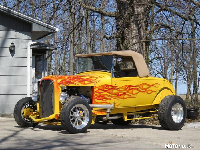 Ford Model A Roadster –